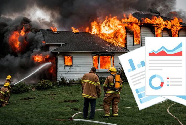 yangın önlemi raporunun alınması